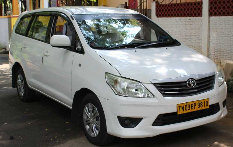 Innova Car for Rental